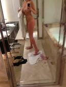 Kate Upton en su baño